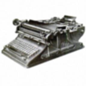 Cayzergues Typewiter Machine a Ecrire