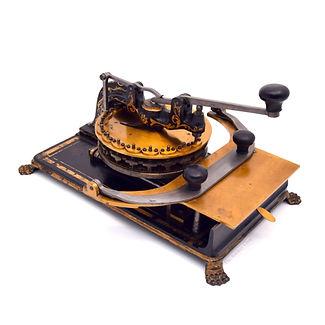 O.A. Ericsson No.5 Checkwriter