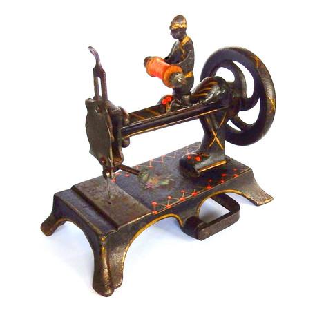 Miniature Sewing Sewing Machine