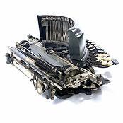 Franklin Typewriter Type V