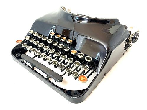 1935 Art Deco REMINGTON 3B TYPEWRITER
