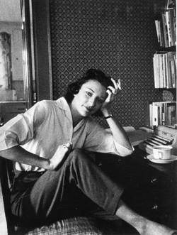 Poet Anne Sexton