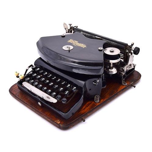 Antique Wellington No.2 Typewriter ca.1895