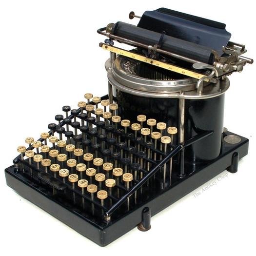 Yost No.1 Typewriter