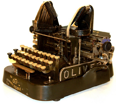 Oliver No.3 Typewriter