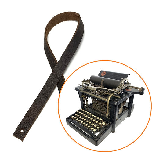 Remington No.2 Typewriter Leather Drawband Part