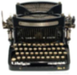 Williams No.4 Typewriter
