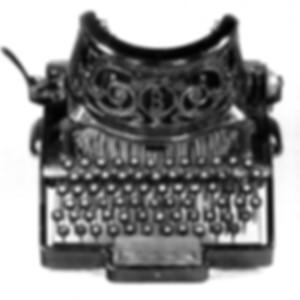 BarLock No.1 Typewriter