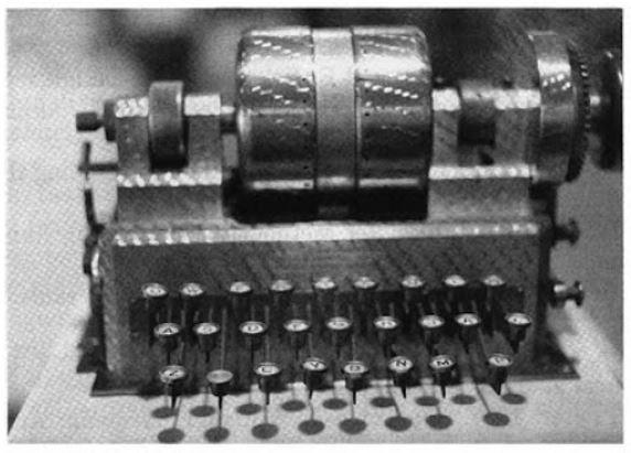 Hebern Cipher Machine