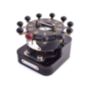 Williams Automatic Check Punch