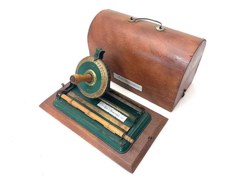 La Francaise Typewriter