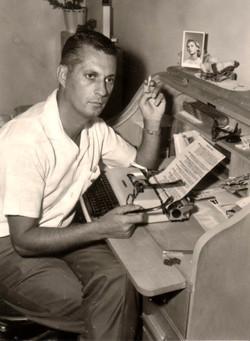 Author Gerald Marcus Glaskin