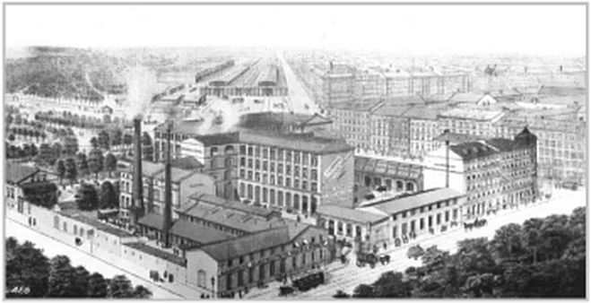 Mignon Typewriter Factory