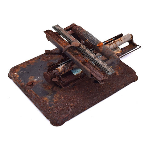 New International Typewriter No.5