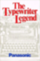 The Typewriter Legend