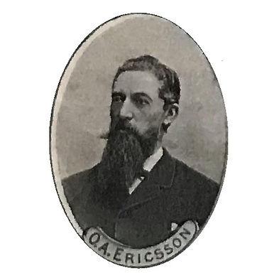 Oskar August Ericsson