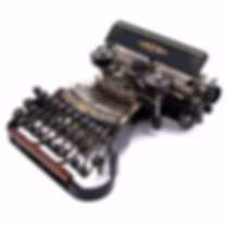 Commercial Visible Typewriter