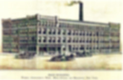 Merritt Manufacturing Company Factory image courtesy of Mike Brown and Typewriter Exchange