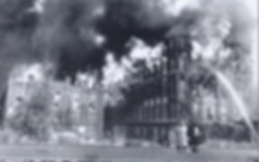 Royal Typewriter Factory Fire 1992