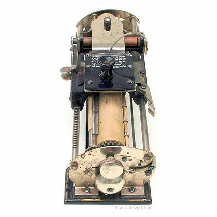 The Morris Typewriter