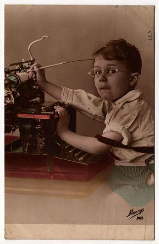Remington Standard Typewriter