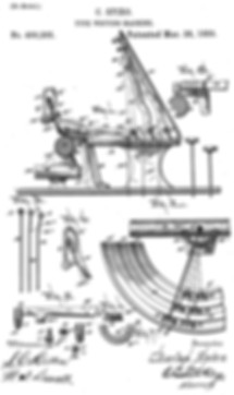 Bar-Lock Typewriter Patent