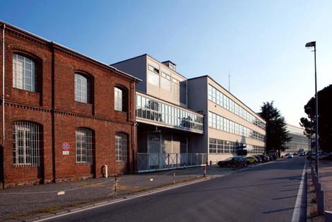 Olivetti Typewriter Factory in Ivrea