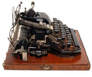 Blickensderfer No.8 Typewriter