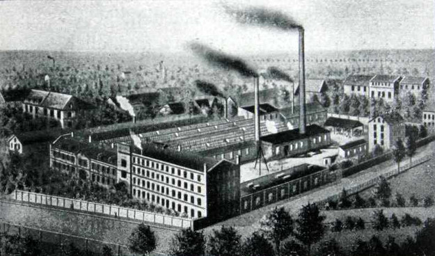 Julius Pintsch Frankfurt Factory