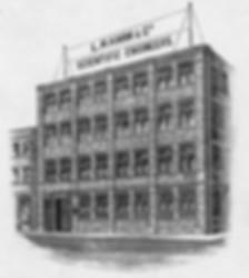 Zerograph Typewriter Factory