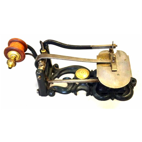 Wheeler & Wilson Perfected Sewing Machine