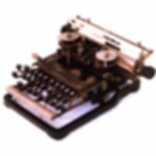 Sterling Typewriter