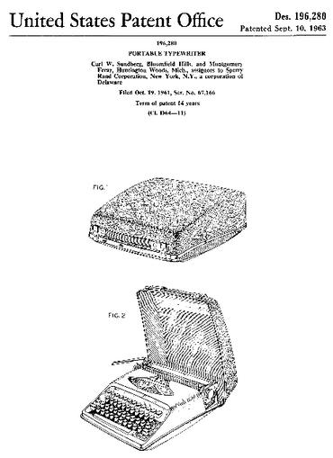 Remington Starfire Patent
