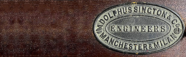 Adolphus Sington & Co Ltd