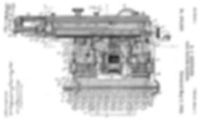 Munson Typewriter Patent