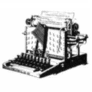 Sholes Typewriter (1st Visibe Model)