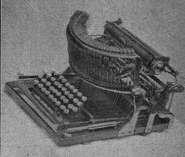 Conde Typewriter