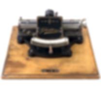 Gladstone Typewriter