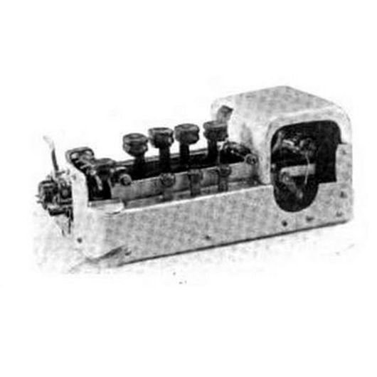Dactygam Typewriter