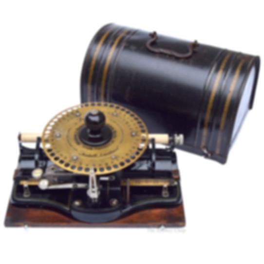 Liliput Typewriter (Schreibmaschine)