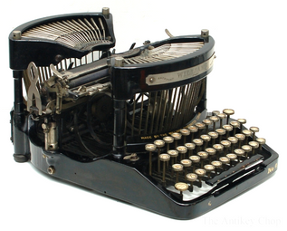 Williams No.4 Typewriter