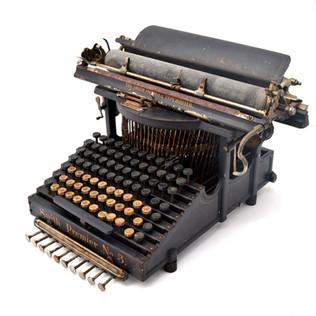 Smith Premier No.3 Typewriter