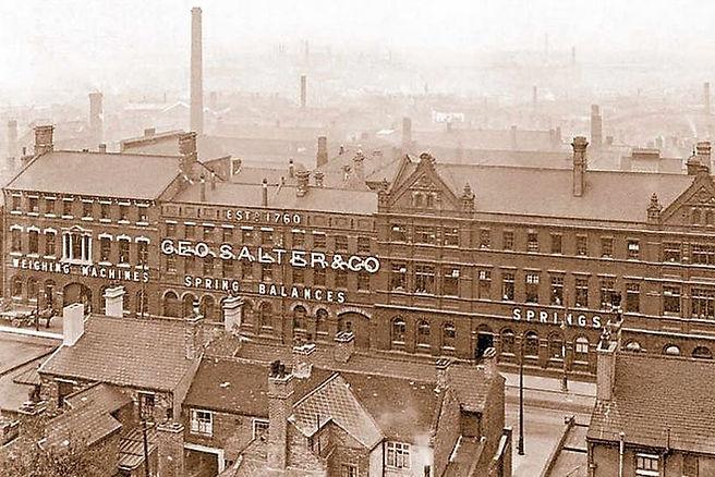 Salter Typewriter Factory