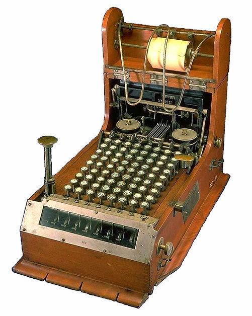 Comptograph Adding Machine
