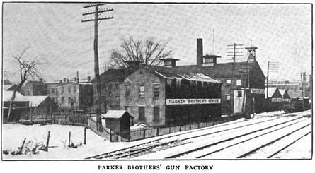 Parker Brothers Gun Factory