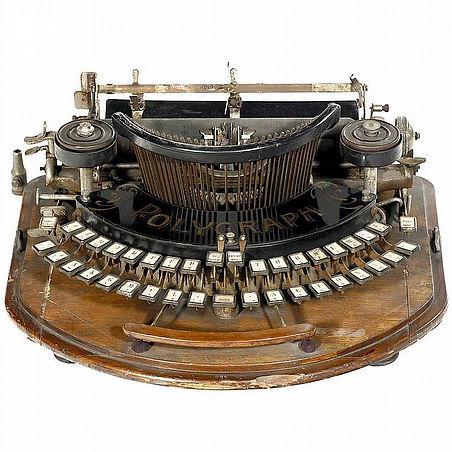 Polygraph Typewriter
