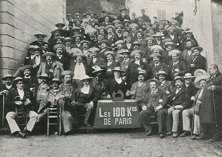 Les Cent Kilos de Paris Fat Mens Club
