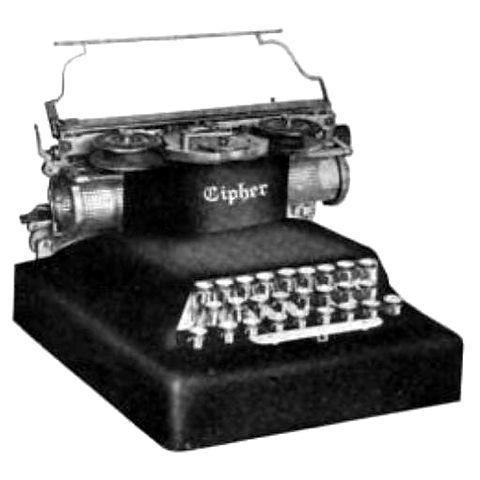 Cipher Typewriter