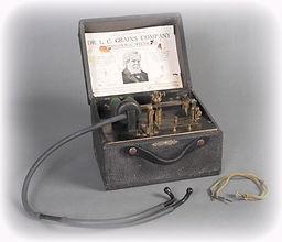 Dr L C Grains Electro Vibratory