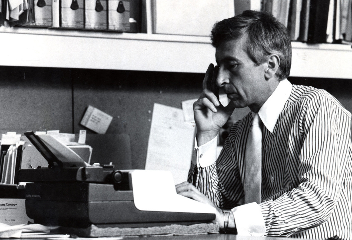 Journalist Gay Talese
